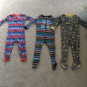 2T Pajama Bundle